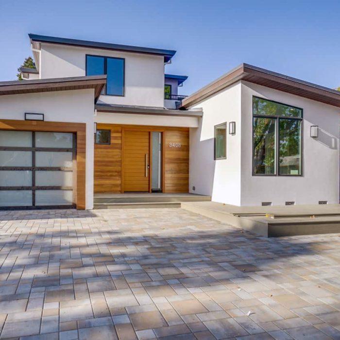 Compact Palo Alto House